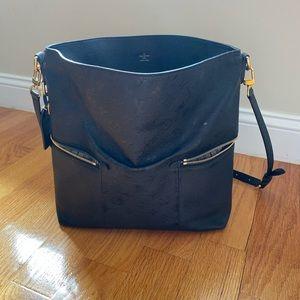 LV melie hobo-style handbag